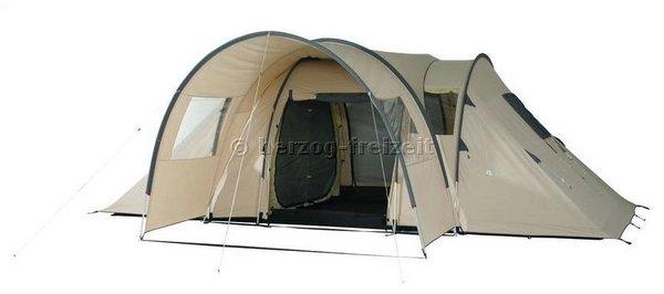 campingzelt familienzelt basecamp nova vida vi deluxe. Black Bedroom Furniture Sets. Home Design Ideas