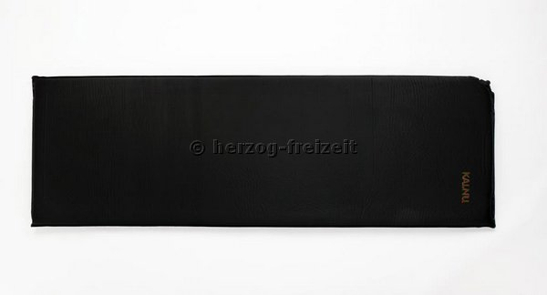 selbstaufblasbare isomatte schwarz 198 x 63 x 5cm kalnu. Black Bedroom Furniture Sets. Home Design Ideas