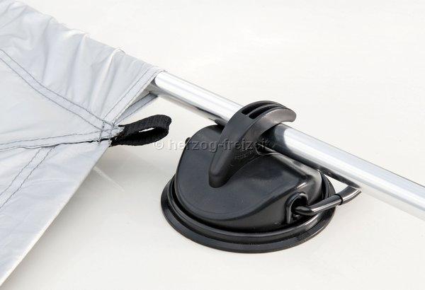 befestigungs saugnapf 1 paar f r busvorzelte herzog ebay. Black Bedroom Furniture Sets. Home Design Ideas