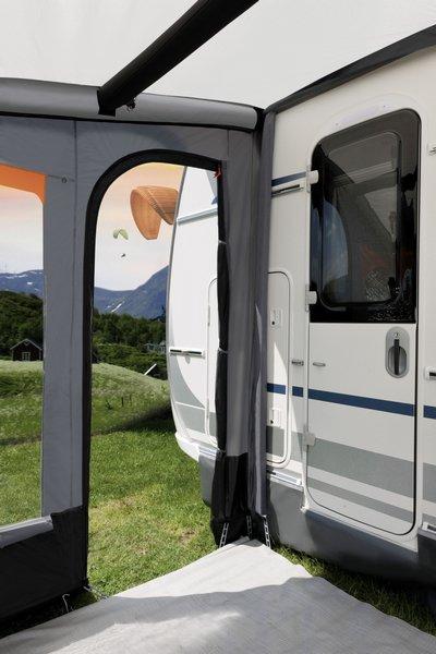 Wohnwagen Vorzelt Aerolight 390x240 Cm Gr 2 Reisevorzelt
