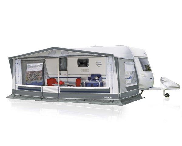wohnwagen vorzelt classic gr 3 herzog modell 2016. Black Bedroom Furniture Sets. Home Design Ideas