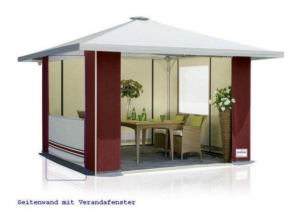 Seitenwand Pavillon Mit ösen : seitenwand mit verandafenster f r pavillon 3 m breite ~ Somuchworld.com Haus und Dekorationen