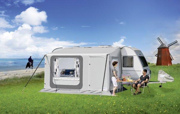 roll markise travel star 450cm herzog f r wohnwagen. Black Bedroom Furniture Sets. Home Design Ideas