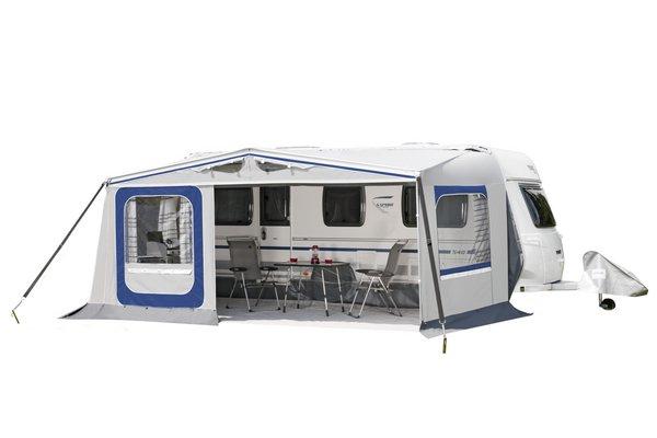 rollmarkise travel star super wohnwagen vorzelt 831 870 cm. Black Bedroom Furniture Sets. Home Design Ideas