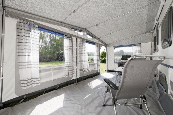 Rollmarkise Travel Star Super Wohnwagen Vorzelt 911 950 Cm