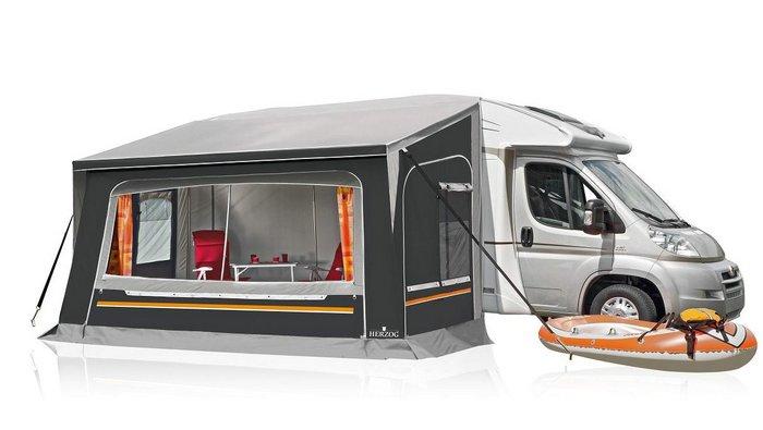 Reisemobil Vorzelt Concord Big Gr 4 320x220 Cm Herzog
