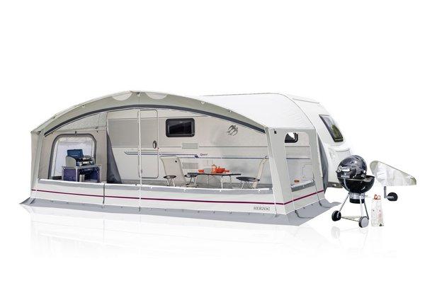 wohnwagen vorzelt gent tiefe 280cm averso plus 510 herzog. Black Bedroom Furniture Sets. Home Design Ideas