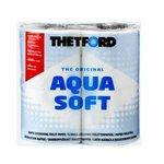 Aqua Soft Toilettenpapier, Inhalt: 4 Rollen Thetford