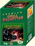 Cocochef Premium Grill Briketts 2Kg 14.520.02 von Outdoorchef