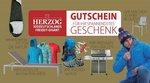 50 EUR- Geschenkgutschein, die Geschenkidee für Freunde
