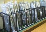 Stahlrohrgestänge 32 mm -  Aufpreis bei Vorzeltkauf