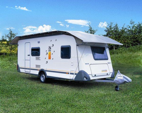 wohnwagen schutzdach super herzog 583cm 2 wahl. Black Bedroom Furniture Sets. Home Design Ideas