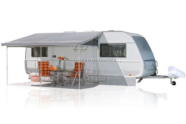 wohnwagen vorzelt teilzelt st moritz dc 550 herzog. Black Bedroom Furniture Sets. Home Design Ideas