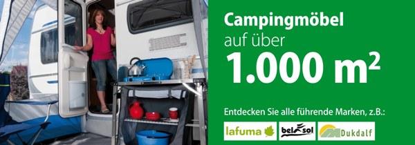 Campingmöbel bei Herzog in Kirchheim