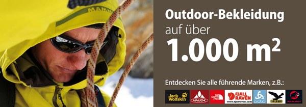 Bekleidung für  Wandern, Bergsteigen, Trekking und Camping Outdoor