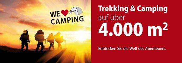 Trekking - Camping - Zelten